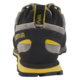 La Sportiva M's Boulder X Shoes Grey/Yellow